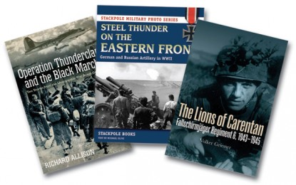 [Competition Closed] MHM Quiz: Win a bundle of military history books!