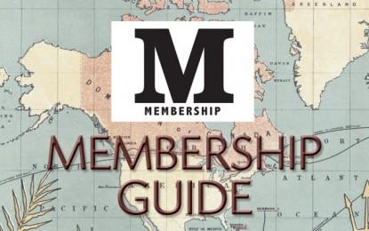 Membership Guide