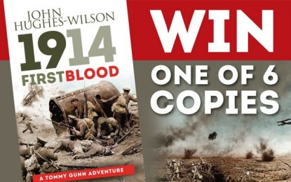 [Competition Closed] Win one of SIX copies of '1914: First Blood'