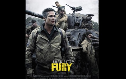 WAR ON FILM: Fury