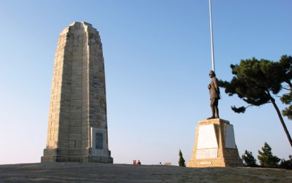 CHARITY PROMOTION: The Gallipoli Association