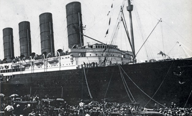 The Lusitania: Timeline of Events