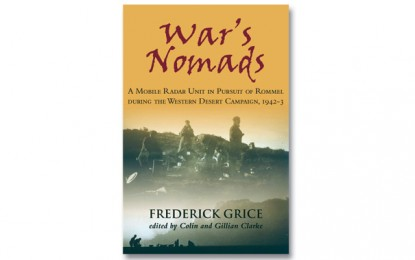 [Competition Closed] MHM Quiz: Win a copy of 'War's Nomads'!