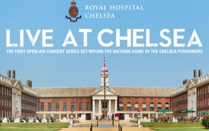[Competition Closed] Win tickets to see Rufus Wainwright or Alison Moyet at 'Live at Chelsea'!