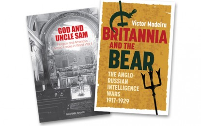 [Competition Closed] MHM QUIZ: Win copies of two new history titles!