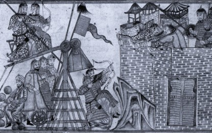 BRIEFING ROOM: The Medieval Trebuchet