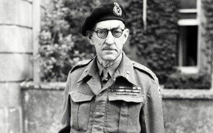CONFLICT SCIENTISTS: Major General Sir Percy Cleghorn Stanley Hobart