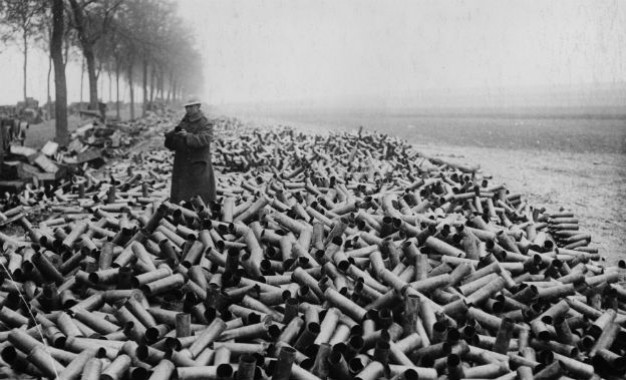BEHIND THE IMAGE: On the Western Front, 1918