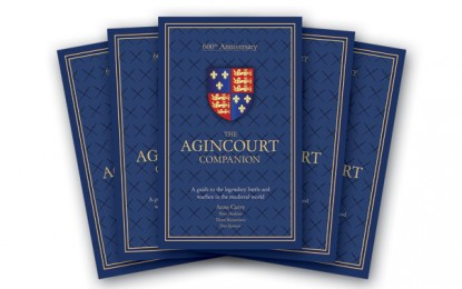 MHM Quiz: Win one of FIVE copies of 'The Agincourt Companion'