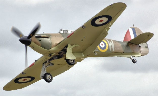 Hawker Hurricane: biography of a battle-winning fighter