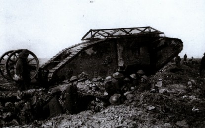 NEW TECHNOLOGY: World War I
