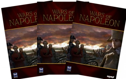 [Competition Closed] MHM Quiz: Win a copy of the 'Wars of Napoleon'