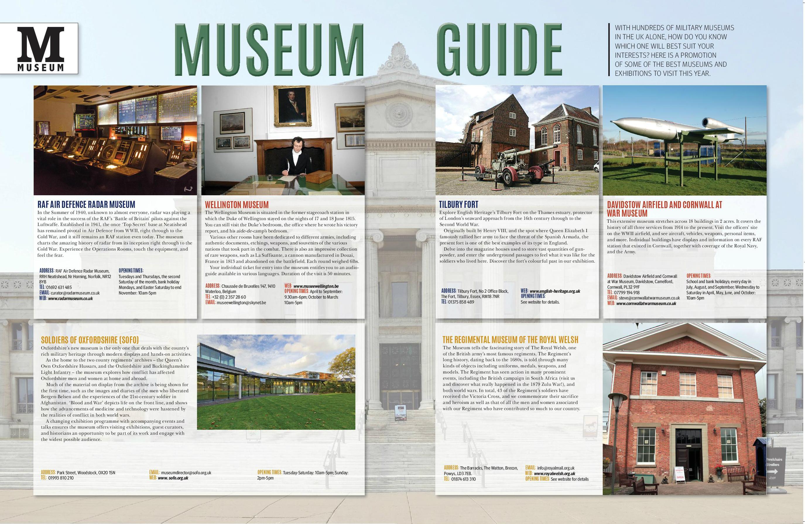 Museum Guide