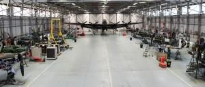 BBMF hangar 4 (Clive Rowley)