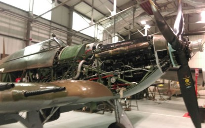 REVIEW: Battle of Britain Memorial Flight Visitor Centre