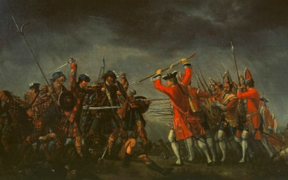 After Culloden: from rebels to Redcoats