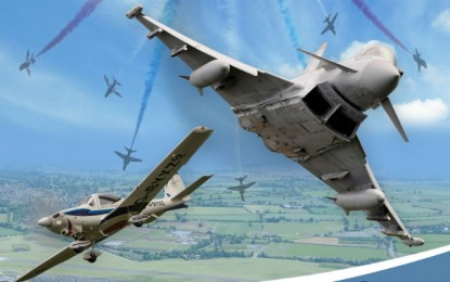 [Competition Closed] MHM Quiz: Win tickets to the RAF Cosford Air Show