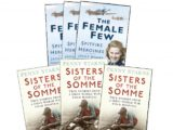 MHM Quiz: win copies of <em>The Female Few</em> by Jacky Hyams and <em>Sisters of the Somme</em> by Penny Starns.