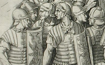 WAR OF WORDS: 'Legion'