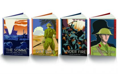 [Competition Closed] MHM Quiz: win copies of the first four titles in the new Casemate Classic War Fiction series.