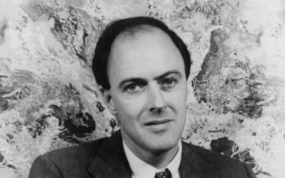 Talk: 'Roald Dahl's War' by Graham Laurie
