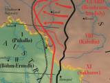 BATTLE MAPS: The Brusilov Offensive,1916