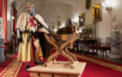Scone Palace History and Heritage Event