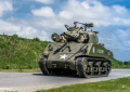Tank Museum goes out with a bang