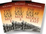 MHM Quiz: Win a copy of <em>The Great War in the Middle East</em> by Rob Johnson!