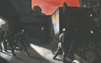 [Competition closed]MHM 75 Competition: Win a copy of 'WWII War Pictures by British Artists'