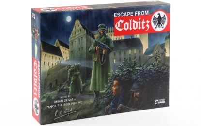 [Competition closed] MHM Quiz: Win a copy of Escape From Colditz !
