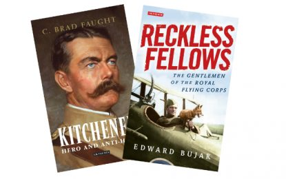 [Competition Closed] COMPETITION: Win a pair of military history books!