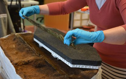 Rare Bronze Age Weapons Hoard Discovered