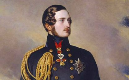 Prince Albert and reform of the Victorian Army
