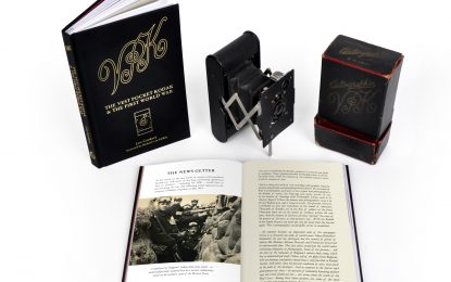 [Competition Closed] MHM 81 Quiz: Win 'The Vest Pocket Kodak' book!