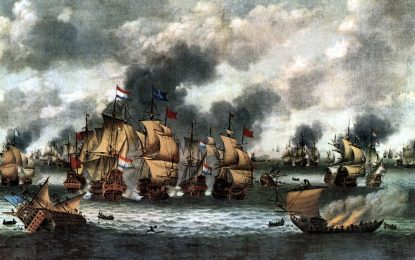 The Royal Navy's Darkest Day: Medway 1667