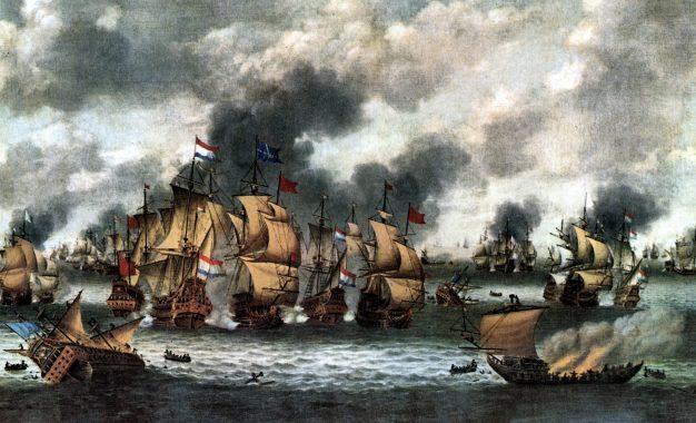 The Royal Navy's Darkest Day: Medway 1667