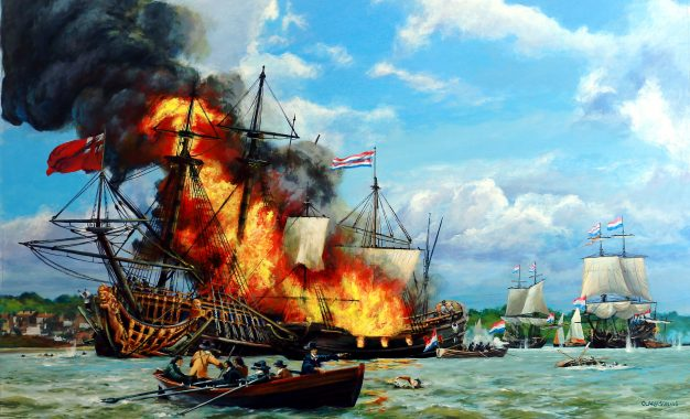 Exploring Medway: Epicentre of a battle that changed the globe