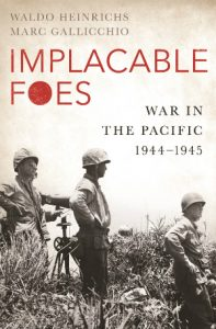 Implacable Foes book cover