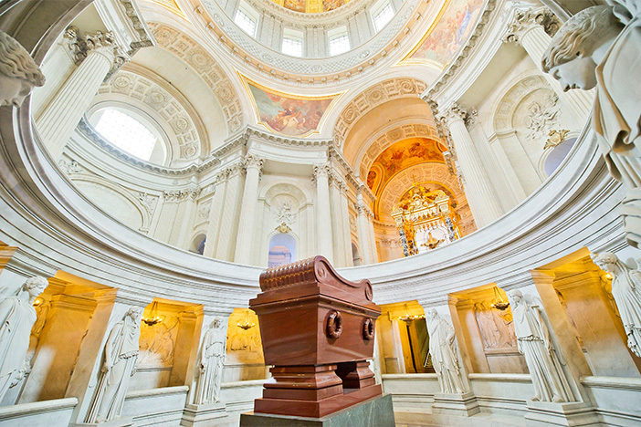 BEHIND THE IMAGE: Napoleon's Tomb
